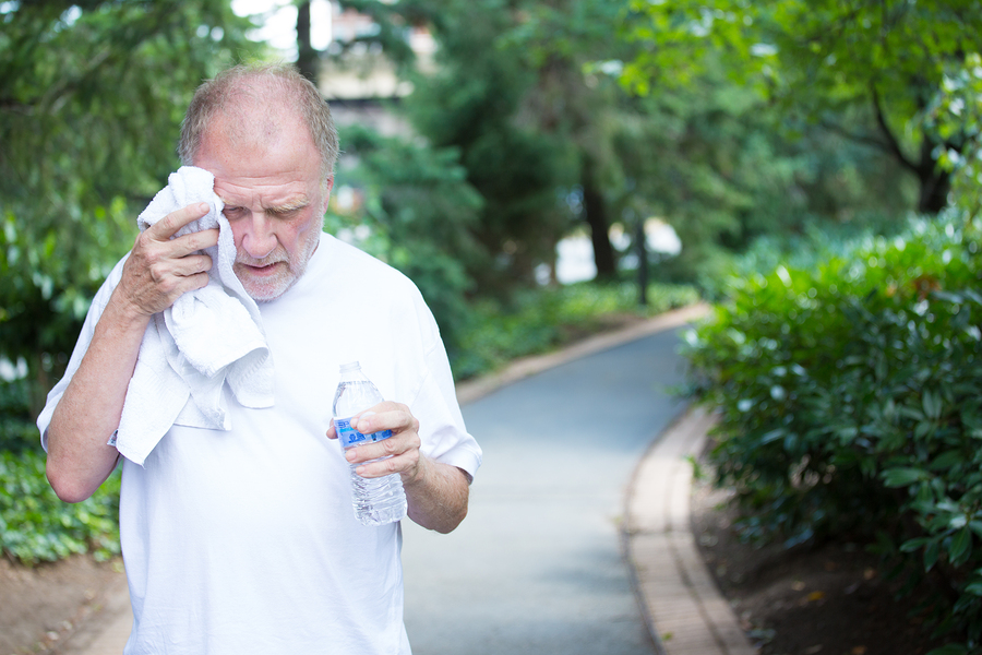 Elderly Care in Modesto CA: What Should You Do If Your Parent is Suffering From Heat Stroke?