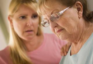 What Can You Do When Your Elderly Loved One Loses Her Cool?