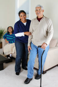Home Health Care in Fresno CA: Keeping Your Senior Balanced