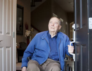 Senior Care Fresno CA - Can I Make My Dad's House Wheelchair Accessible?