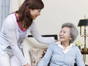 Caregiver Modesto CA - Working Together is the Best Way to Make Sure Your Mom Gets the Help She Needs